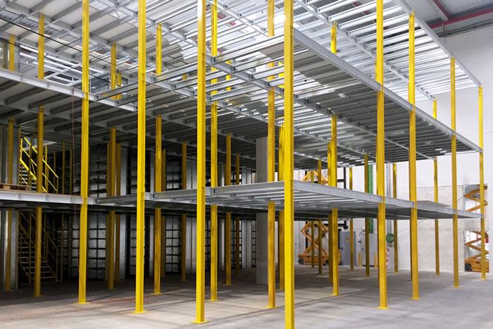 Almacenaje Industrial - EICON